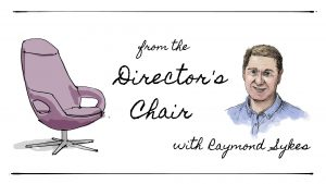 Raymond Sykes Directors Chair Hallcroft Finance Value of business relationships