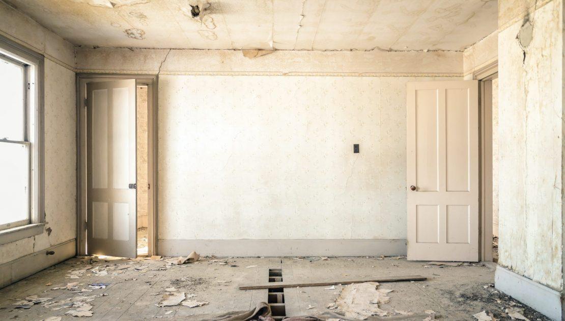 building recovery loan scheme rebuilt construction site